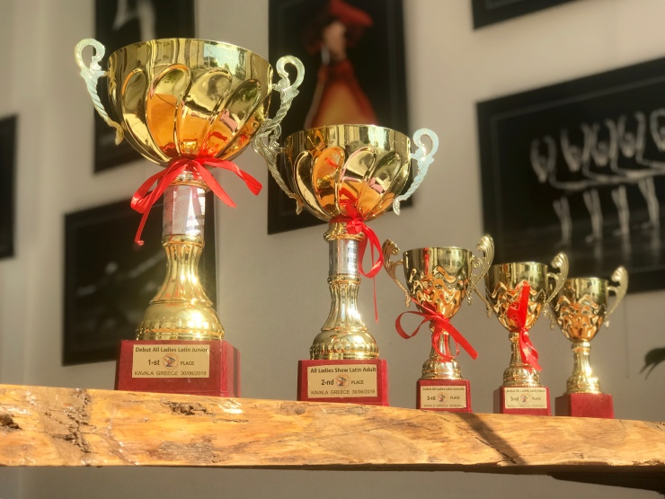 Kavala Open 2019 Dans Ege Kupası